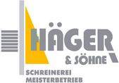 Häger & Söhne Schreinerei / Meisterbetrieb Logo